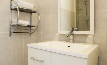 salle de bain - Chambre N°9